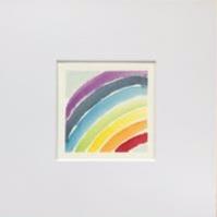 Arched Chakra Rainbow