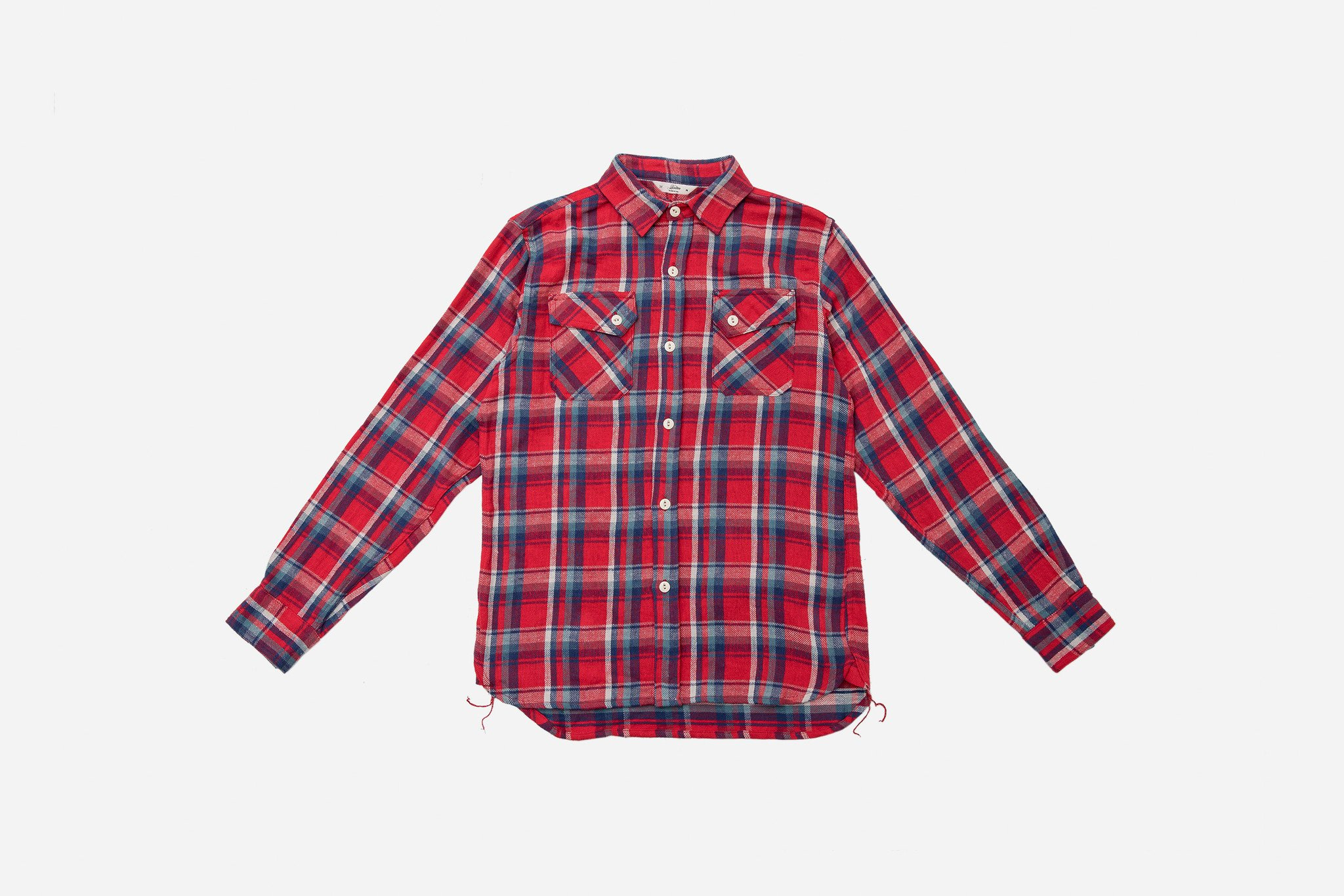 Crosscut Flannel
