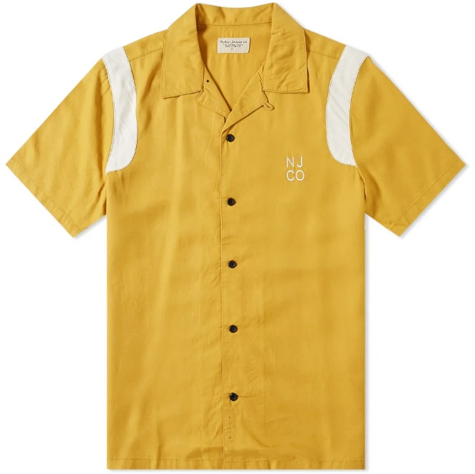 NUDIE   JACK VACATION SHIRT