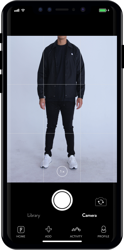 Share Outfits - Share fits and sizing information for specific garments with the community.
