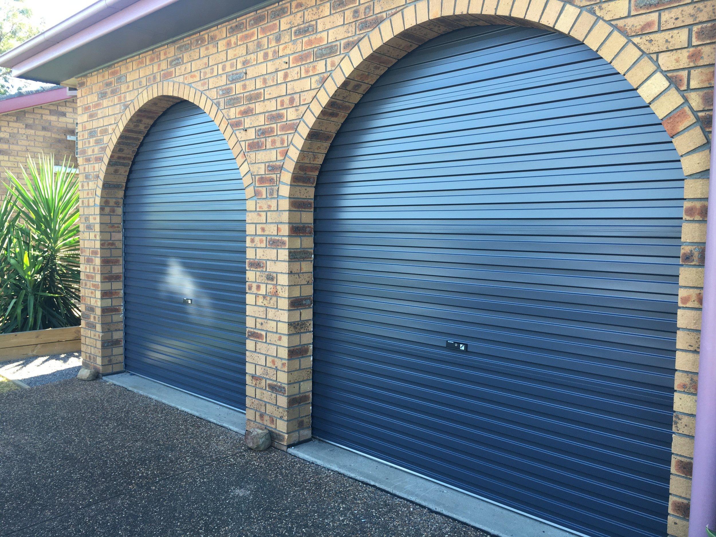 Double arch roller door complete.jpg