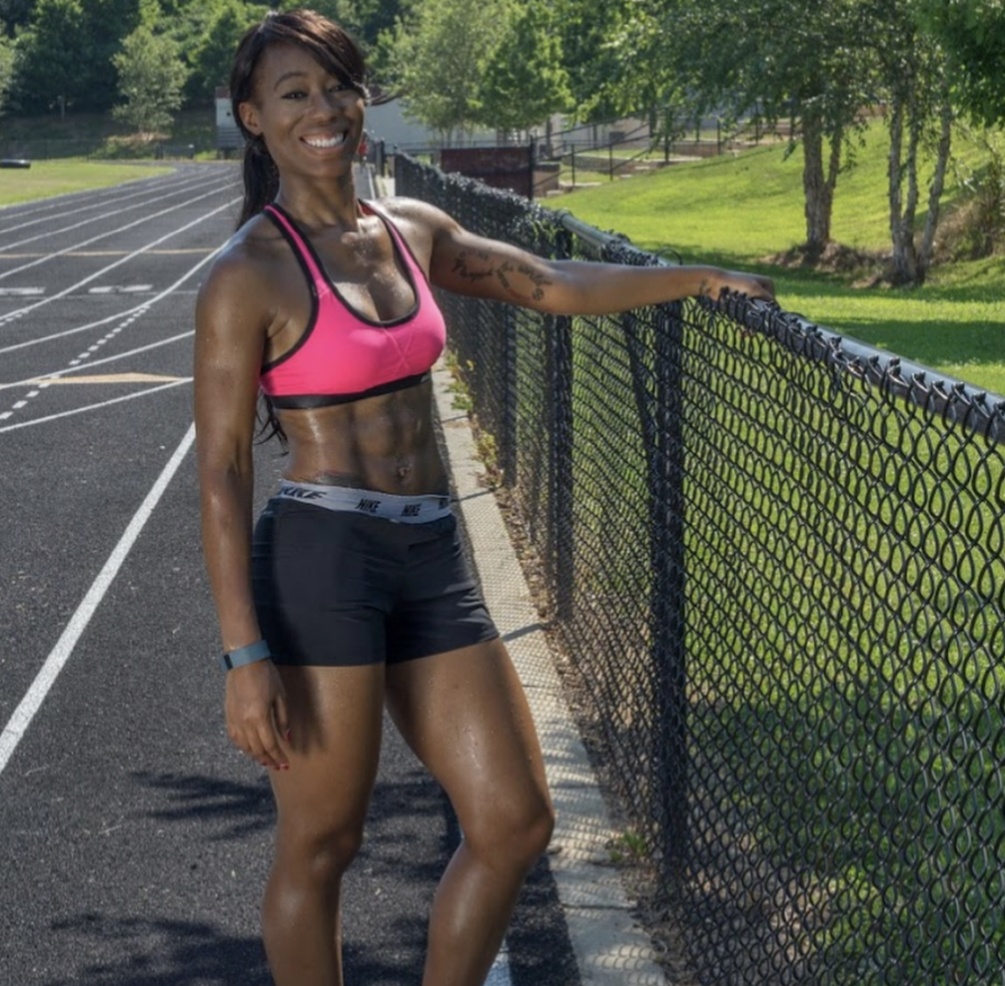 About the Author - Eboni W. is known for her empowering and energetic personality. This nationally-qualified NPC bikini competitor is not only a Zumba teaching, track running, arena football playing athlete with brains (B.S., ) but she's also the owner of a personal training company (NCCA certified) while currently working on her ACE. She remains dedicated to finding the time to train, learn, & coach while working one of the hardest jobs out there; being a mother!www.TheFittTeam.comThe F.I.T.T. Team