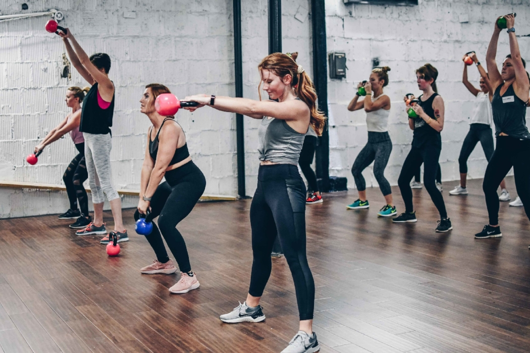 Photo by Amber M Photo at The Fit Atlanta Fest. Workout by The Vibe Ride