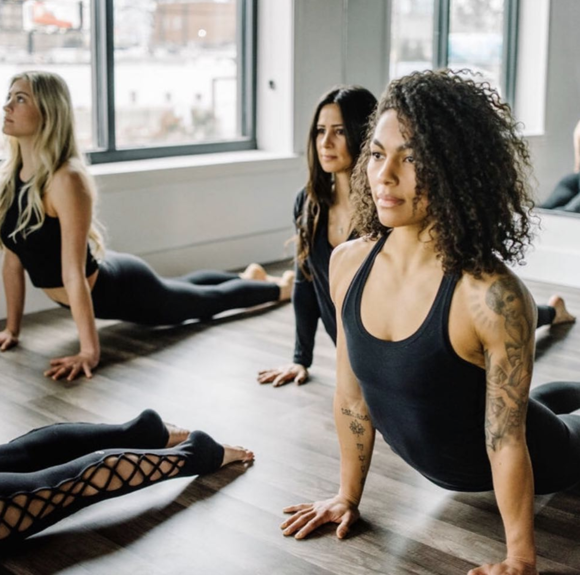 Studio Spotlight Bring It Om Yoga The Fit Atlanta