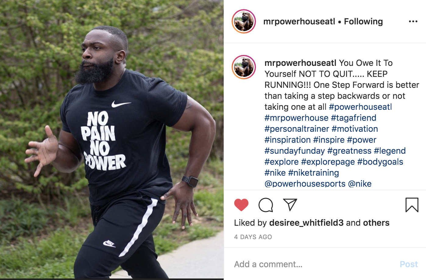 Mr. Powerhouse, @mrpowerhouseatl