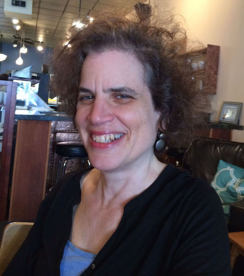 Laura Paglin (CJN / File Photo) - Cleveland Heights Filmmaker