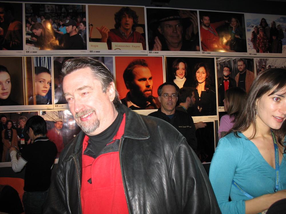 Fest director Geoffrey Gilmore