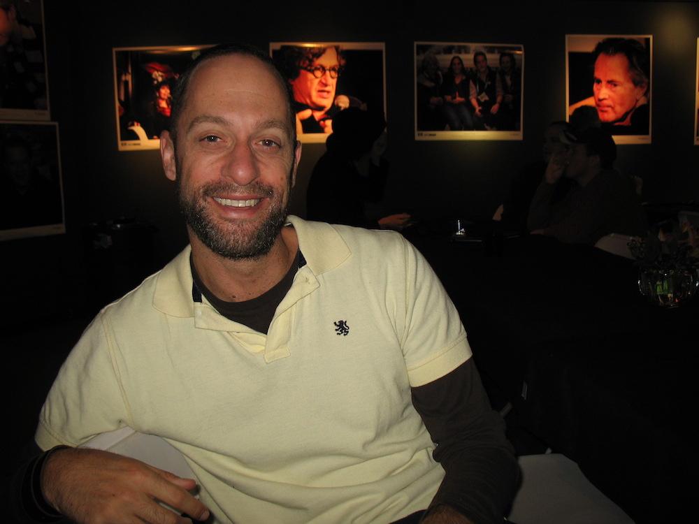Director Tony Krawitz of 'Jew Boy'