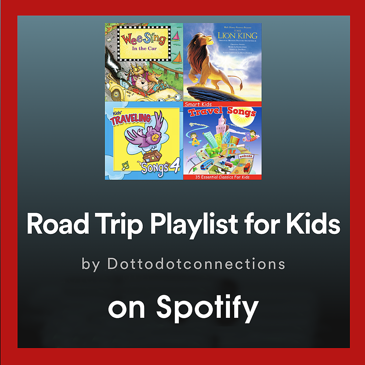 Click HERE  to be taken directly to the playlist.