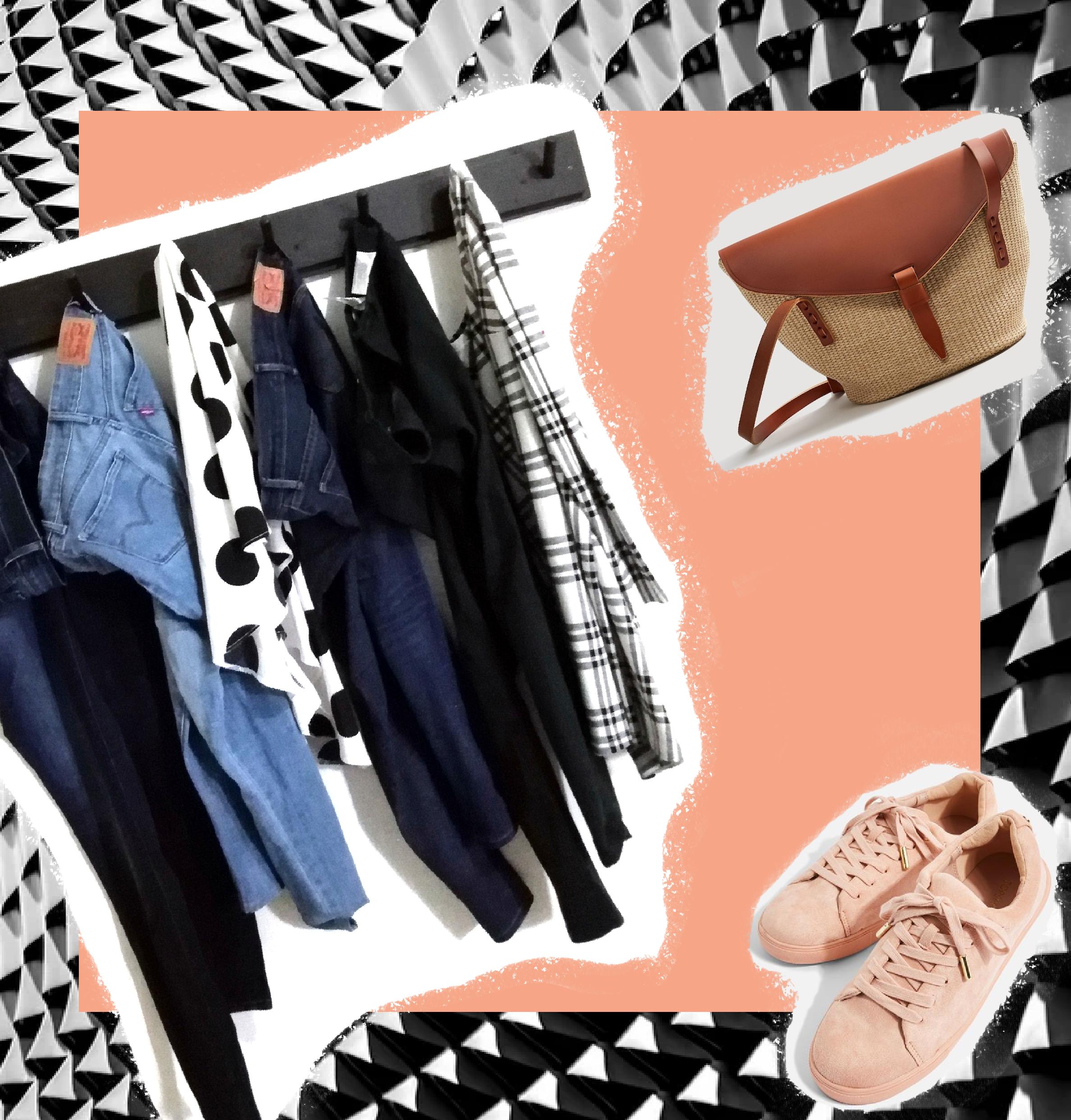 Outfit planning:¡ahorra tiempo por las mañanas! - Por Zari Benavides
