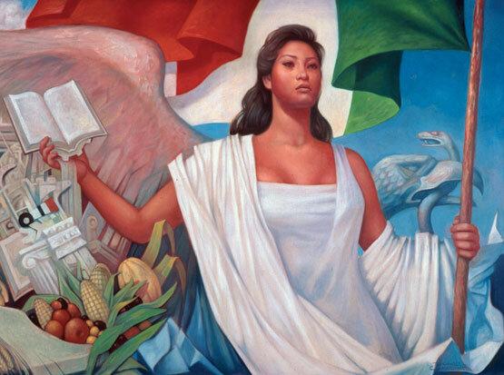 Las Heroínas De México - Conoce a algunas mujeres que lucharon en la Guerra de Independencia.