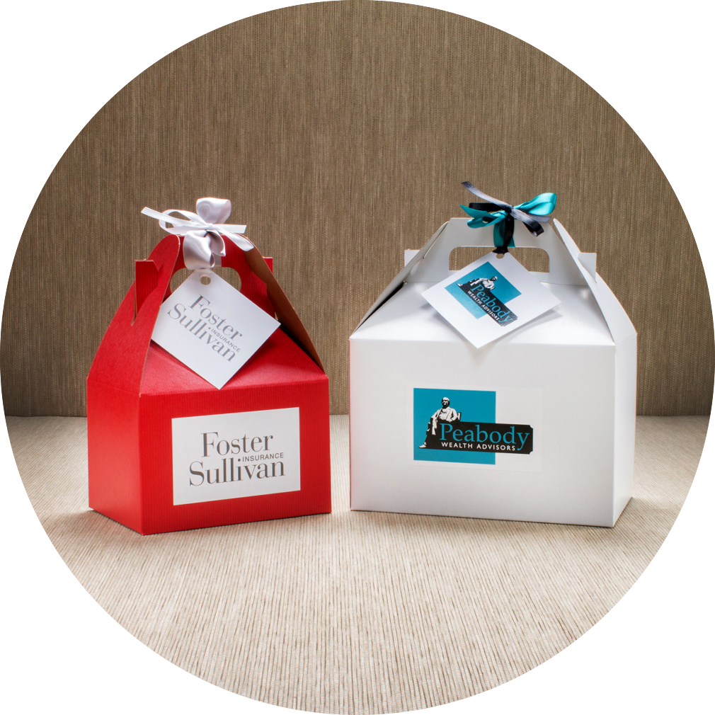 MAKE A LASTING IMPRESSION! - GOODIES gift boxes make unforgettable gifts you can be proud to send.