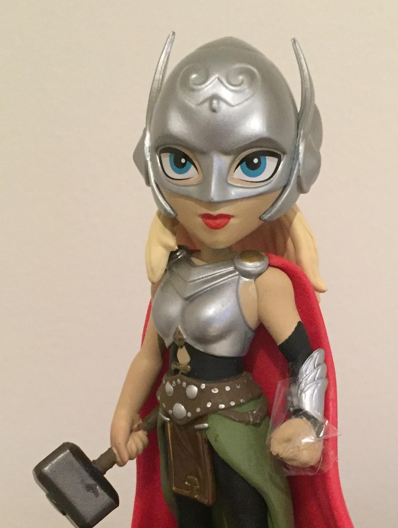 Be Lady Thor.