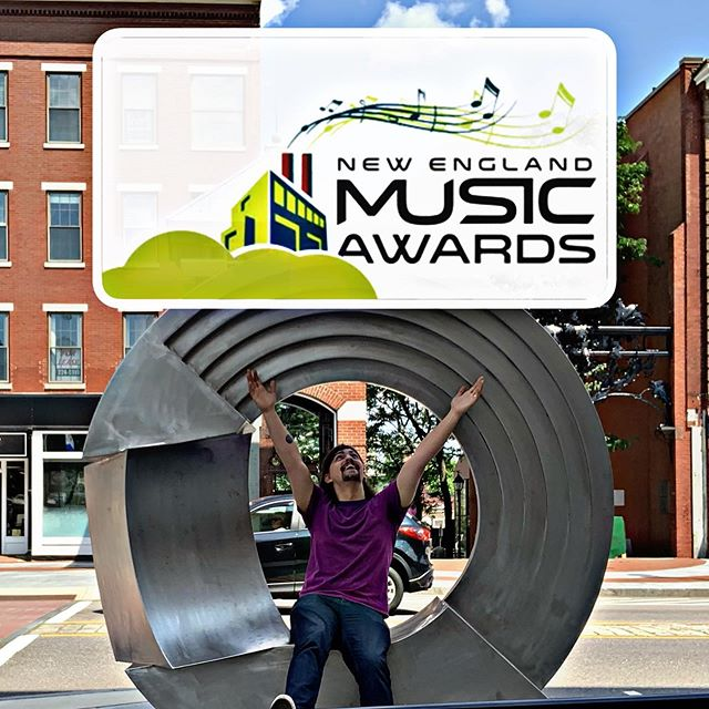 WHAT?! We got nominated for a NEW ENGLAND MUSIC AWARD!!!! Best in NH no less! Thank you so much. Come celebrate with us tonight at @stonechurchmusicclub at 9pm! We're so happy to be nominated along with our friends in @thesetreesband for this category, give us a vote, or them a vote, or whoever you love! It's a honor just to be nominated! Also congrats to our friends @thehatsmusicofficial , @visitingwine , and everyone else who was nominated. Happy to be in good company. Link to vote will be in the bio. Now we'll see you tonight with @s.e_carp and @cursedonearth 😘🍾👏🎉 #sensitivemen #thesetrees #bestinnh . • • • • #loshombressensitivos #folkpop #folkshow #indie #indiefolk #vote #localmusic #localmusicians #newenglandmusicawards #nema #altfolk #popfolk #folkmusic #show #tonight #stonechurch #musicawards #celebrate #thankyou #thankful #nominated