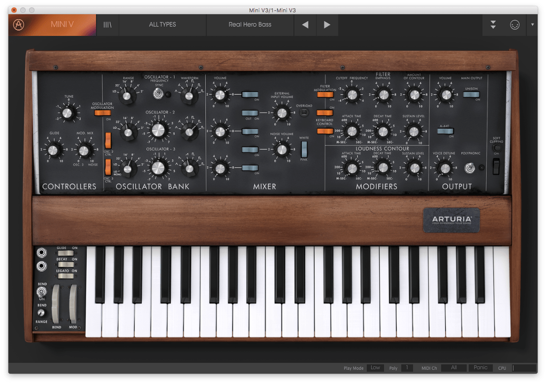 Drive Synth Sounds | Reverb Machine
