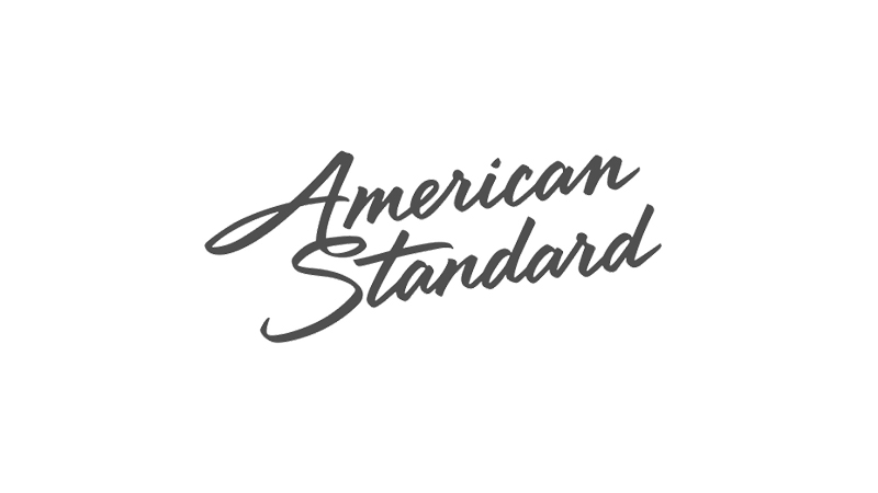 American Standard - At American Standard it all begins with our unmatched legacy of quality and innovation that has lasted for more than 140 years. It is this tradition of quality and innovation that puts us in three out of five homes in America, as well as, countless hotels, airports, and stadiums. We provide the style and performance that fit perfectly into life, wherever that may be.