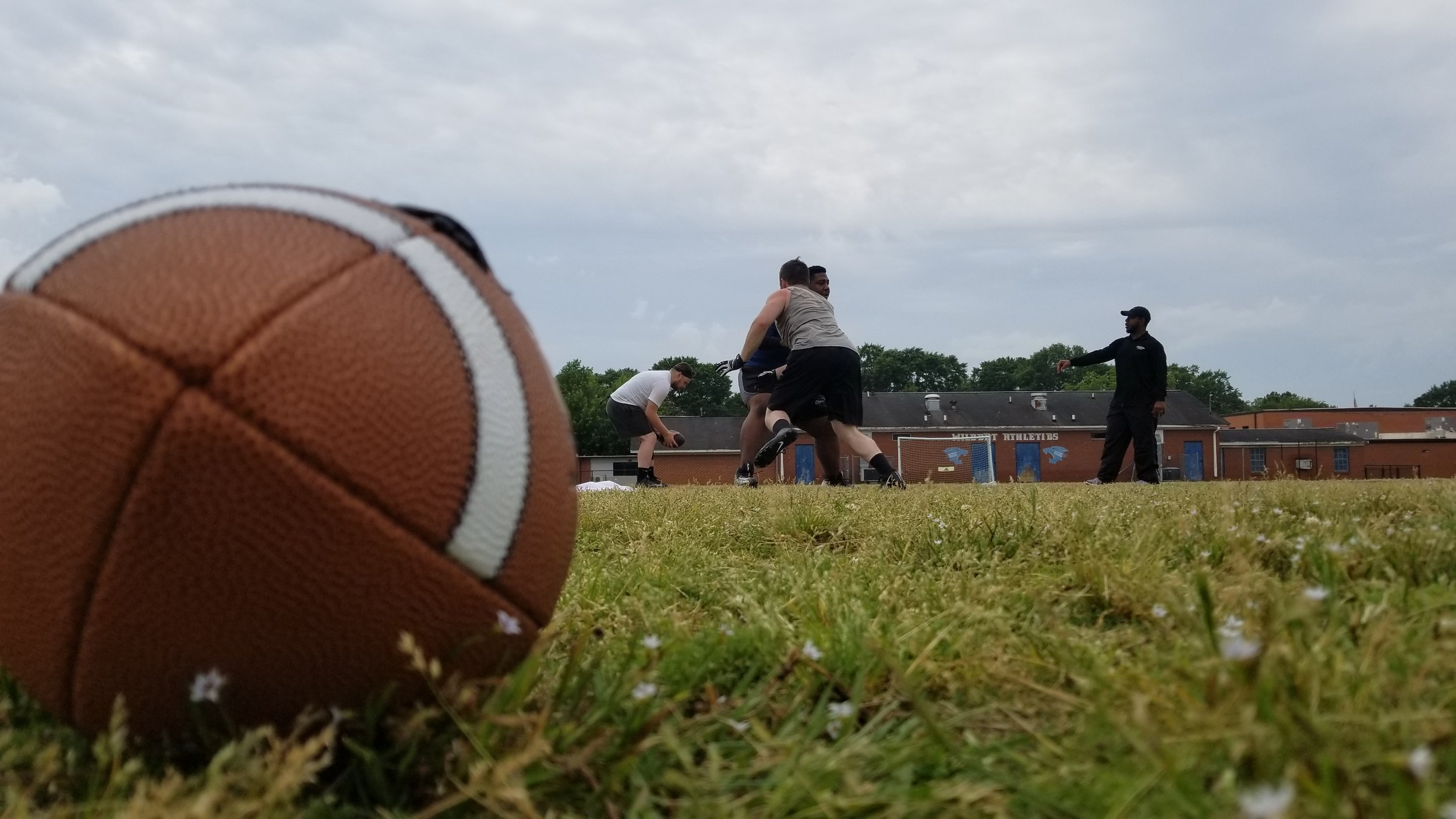 STEEL  BRINGS YOUNG  MEN  TOGETHER  - WVUA 23 SPORTS