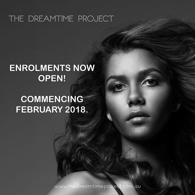 Get Fashionably Empowered! Enrolments are now open for workshops commencing Feb 2018. Please go to www.thedreamtimeproject.com.au for more details.