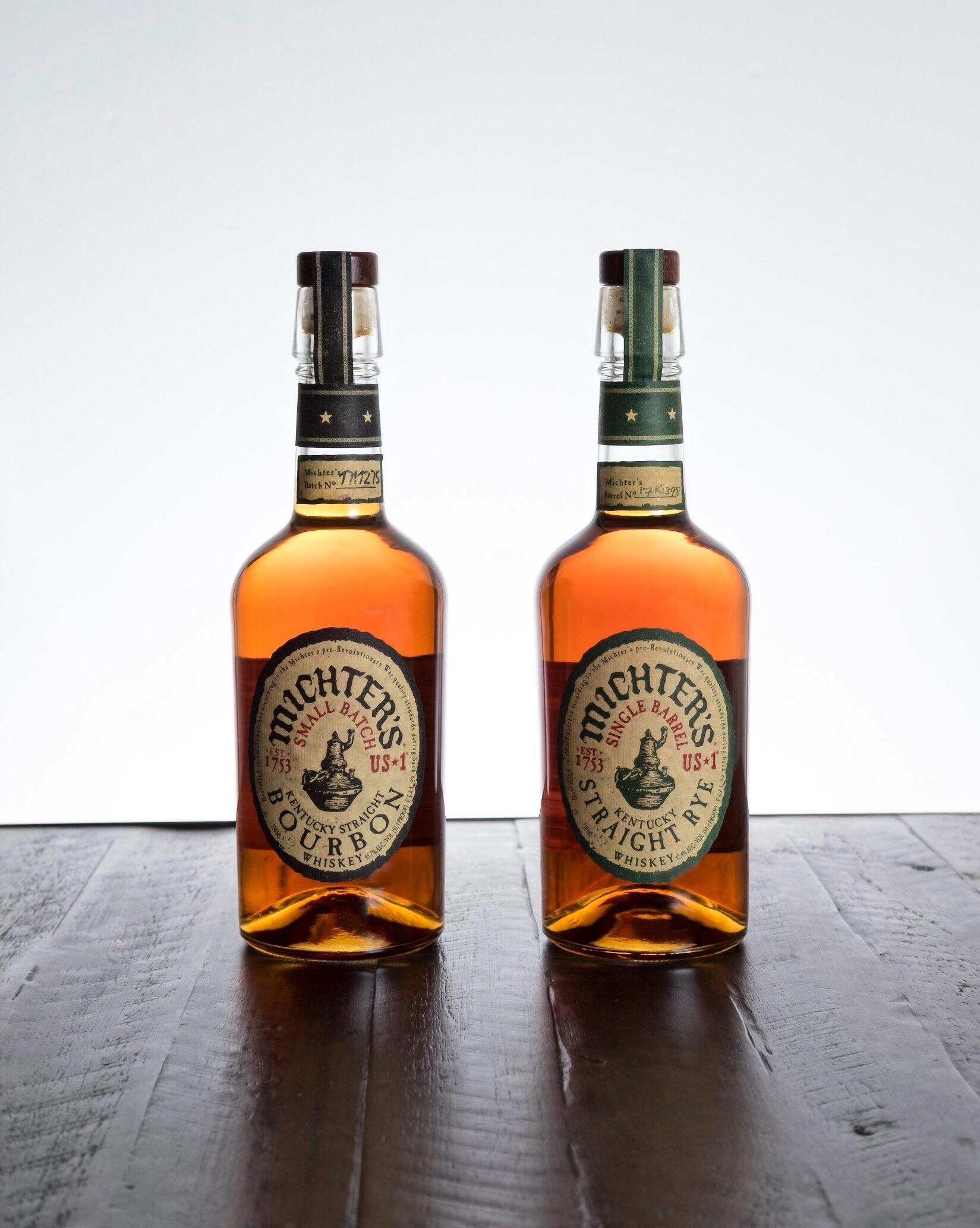 Michter's Whiskey - AGE: no age statementCOST: $40-$45ABV:Bourbon: 45.7%Rye: 42.4%DEFINING FLAVORS:Bourbon: Sweet & SpicyRye: Spicy & Rich