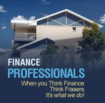 Fraser Financial Services Finance Professionals