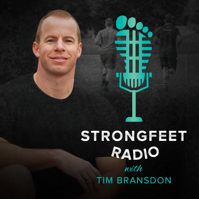 StrongFeet™ Radio - Feet… 66 joints of untapped potential… for Stronger Running… Stronger Lifting… Stronger LIVING!Learn how performance enhancing feet can supercharge your health