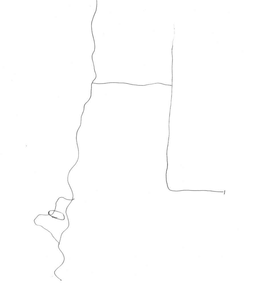 Map by Willis to racetrack.