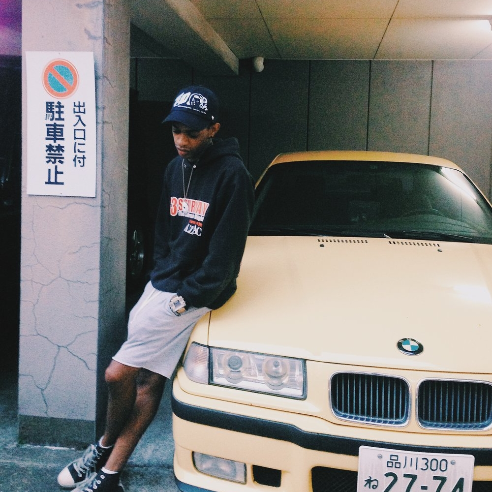 BRANDUN DESHAY   DeShay has produced for rappers such as Curren$y,Dom Kennedy, Mac Miller,Action Bronson, Chance The Rapper,and Danny Brown.