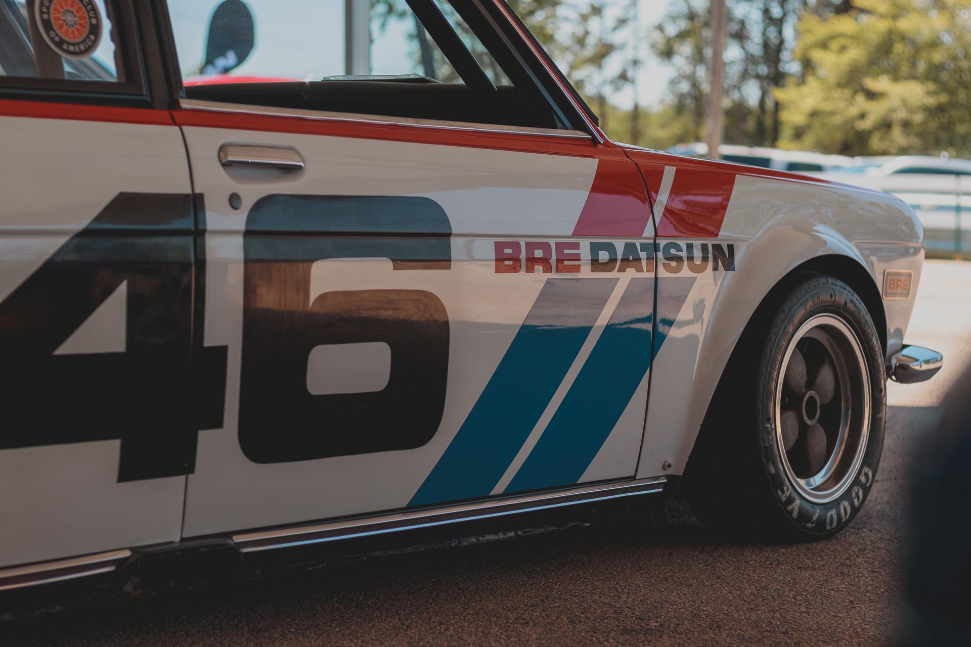 BRE Datsun 510 livery