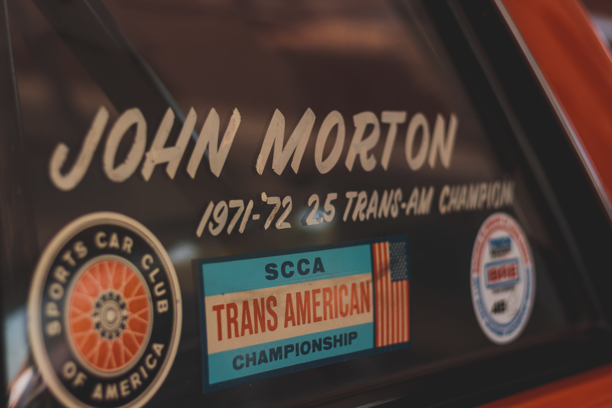 BRE Datsun 510 stickers