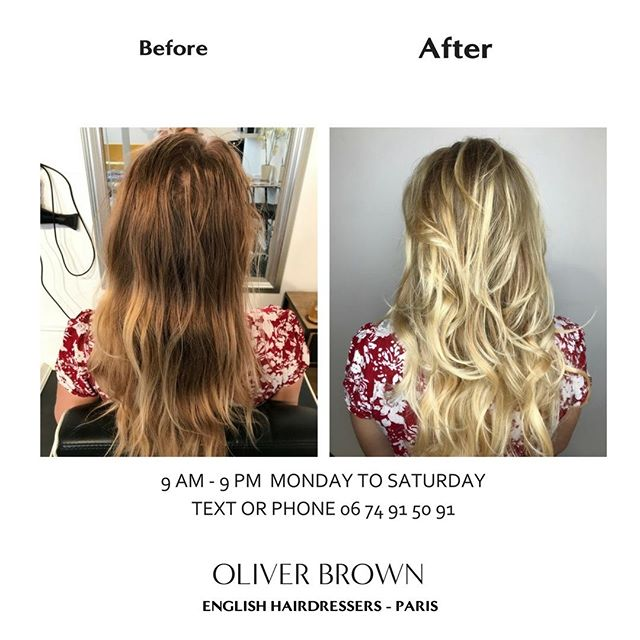 What will your before / after look like? Text or Phone 06 74 91 50 91⠀ English hairdresser in Paris ⠀  #hairstyles #happyclient #haircut #hairdoneright #beautiful  #parishairstylist #parishair #englishhairdresser #healthyhair #hairdo #hairdressermagic #hair  #hairtransformation #hairart #hairstylist #stylist #stylegram #olaplex #olaplextreatment #nanokeratin #nanokeratinsystem #hairtrends #hairgoals#creativestyling ⠀  #expat #expatriatesmagazine #expatlife #expatwife #expatwomen #englishhairdresserinfrance