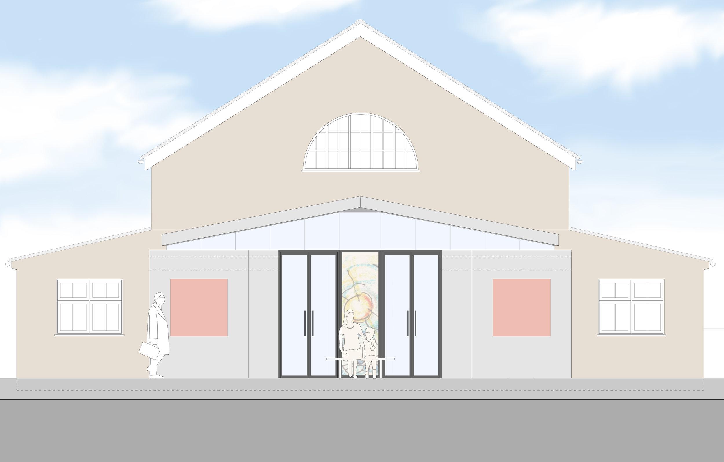 Dagenham Baptist Church  Dagenham Baptist Church