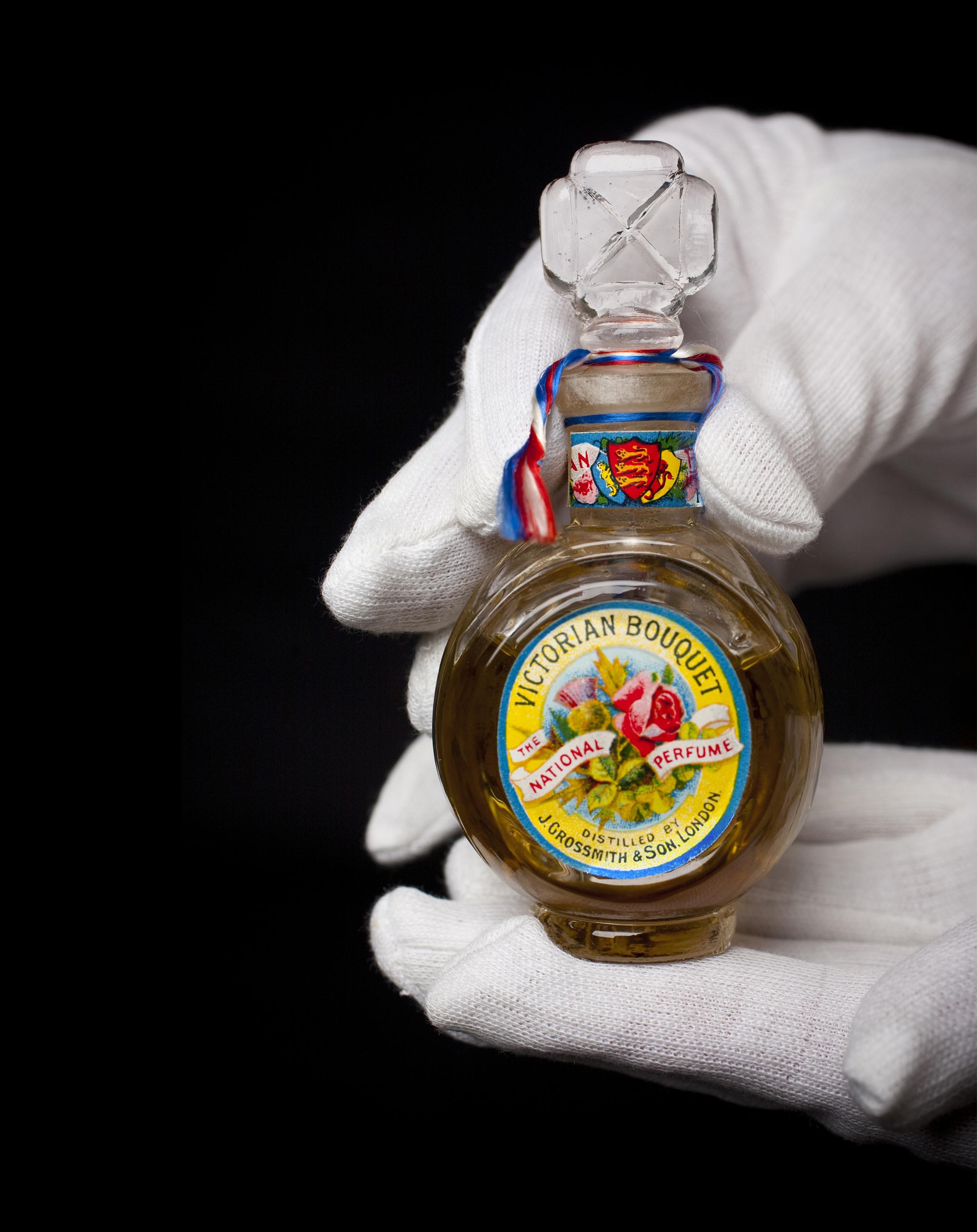 In 1897 Victorian Bouquet recognised Queen Victoria's Diamond Jubilee