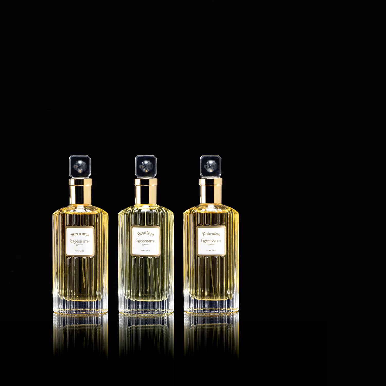 Grossmith Classic Collection Perfumes