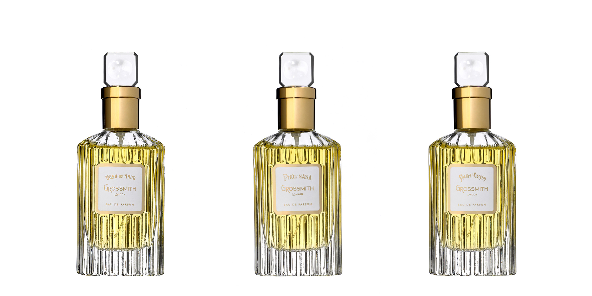 GROSSMITH Classic Collection EDP Gift Presentation 50ml