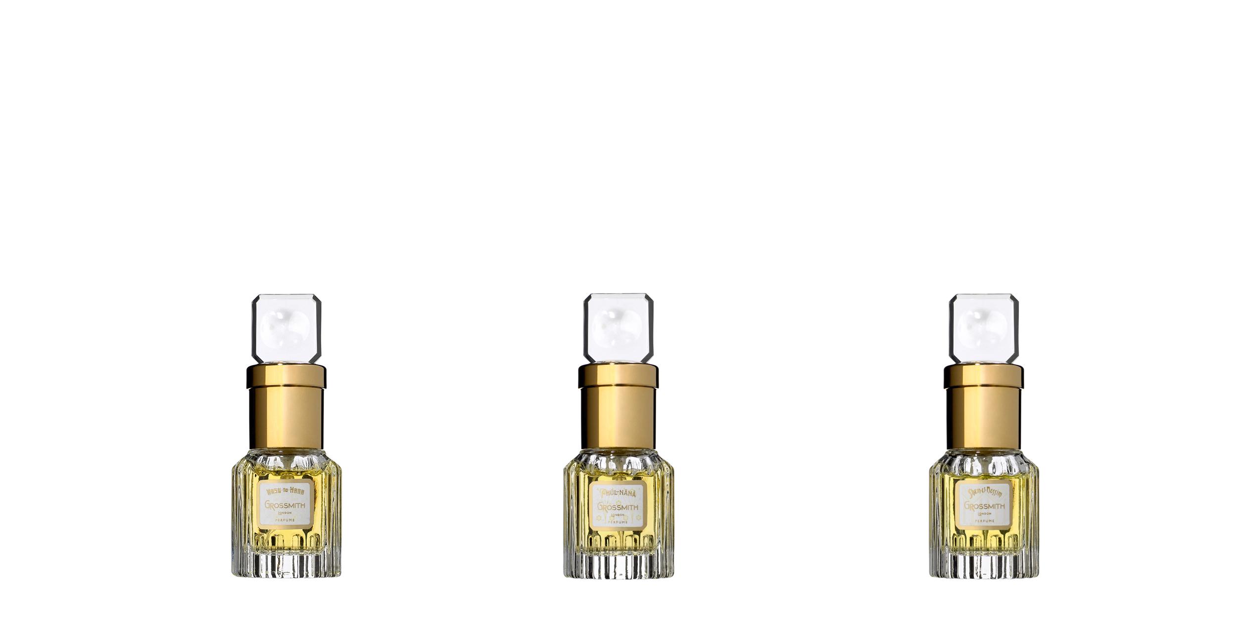 GROSSMITH Classic Collection Perfume Gift Presentation 10ml
