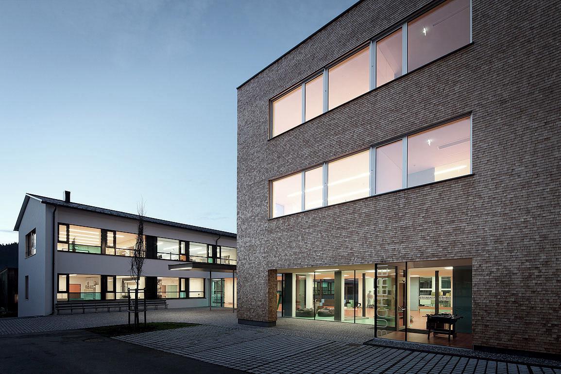 Öffentlich - Hauptschule - 2010Alberschwende