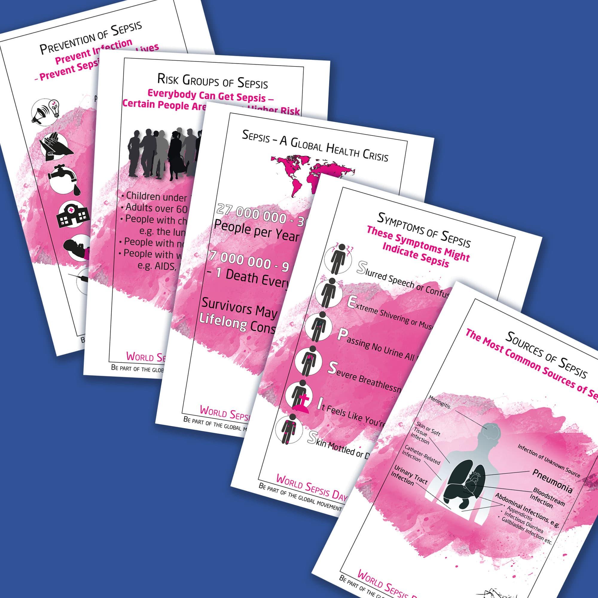 Sepsis Awareness Poster Free Download