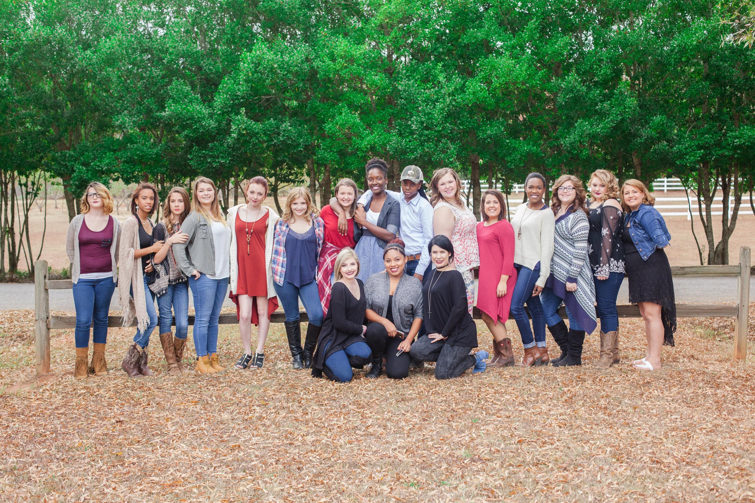 GIRLS RANCH - Tallapoosa County, Alabama
