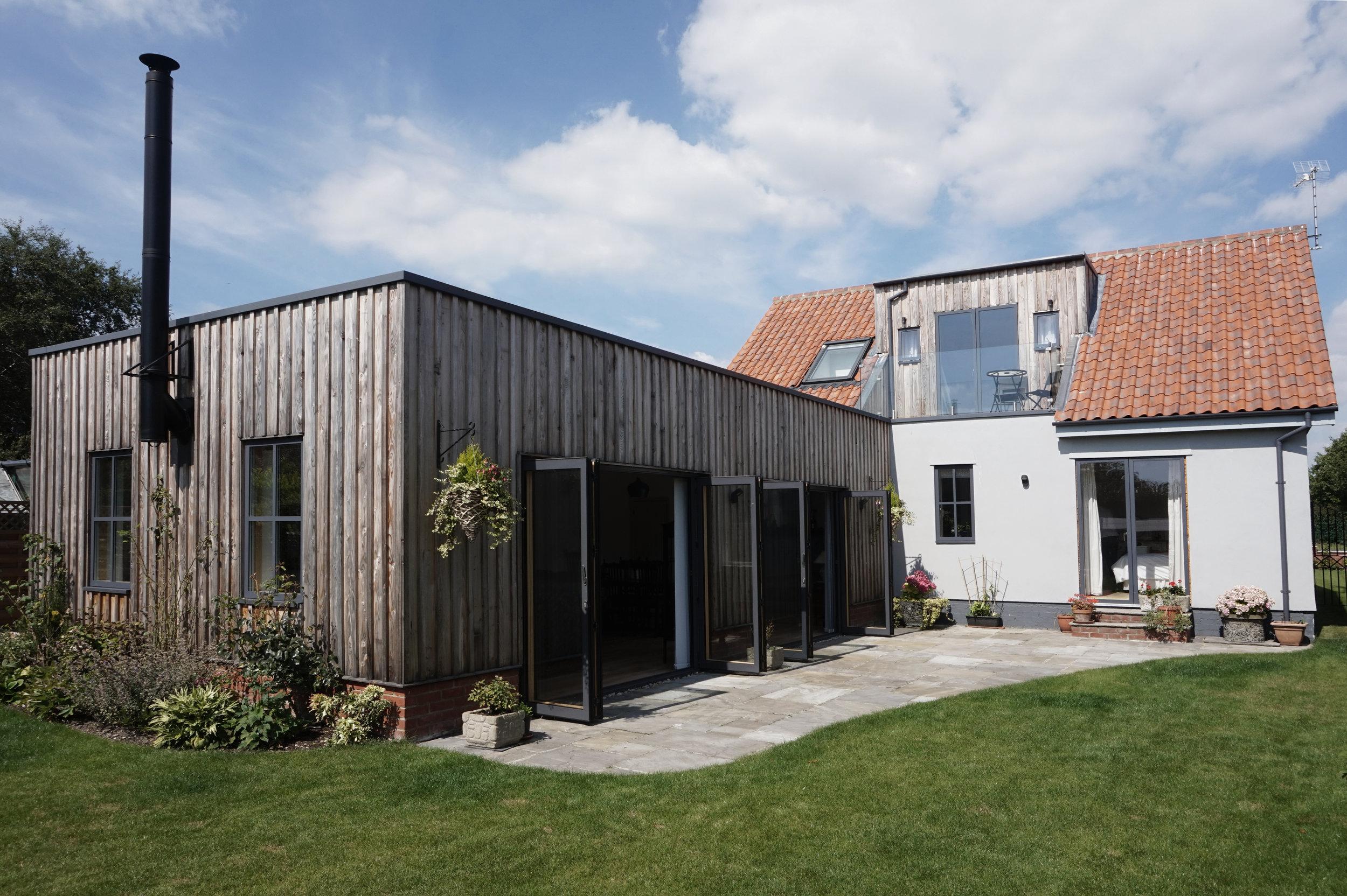 John Foat Architects - Architect Brighton, Southwold 1