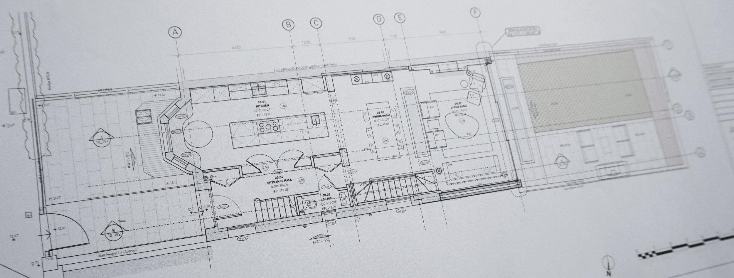 John Foat Architects Plan
