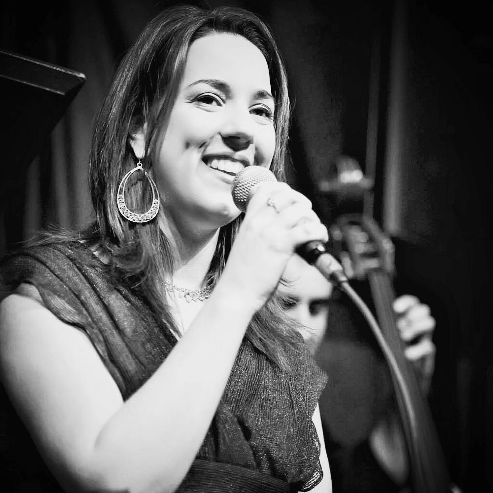 Vocalist Atla DeChamplain