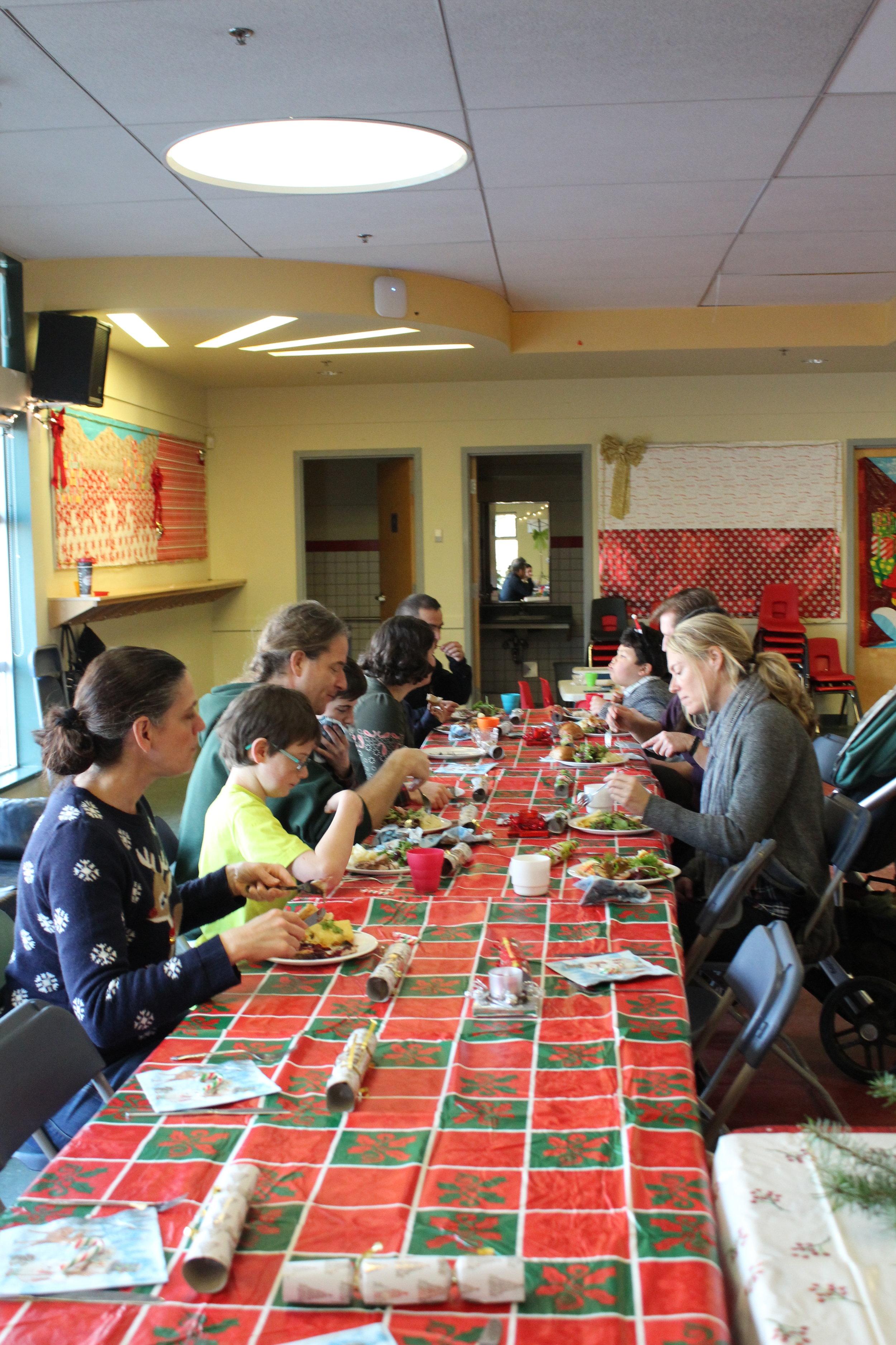 Oaklands Christmas lunch.JPG