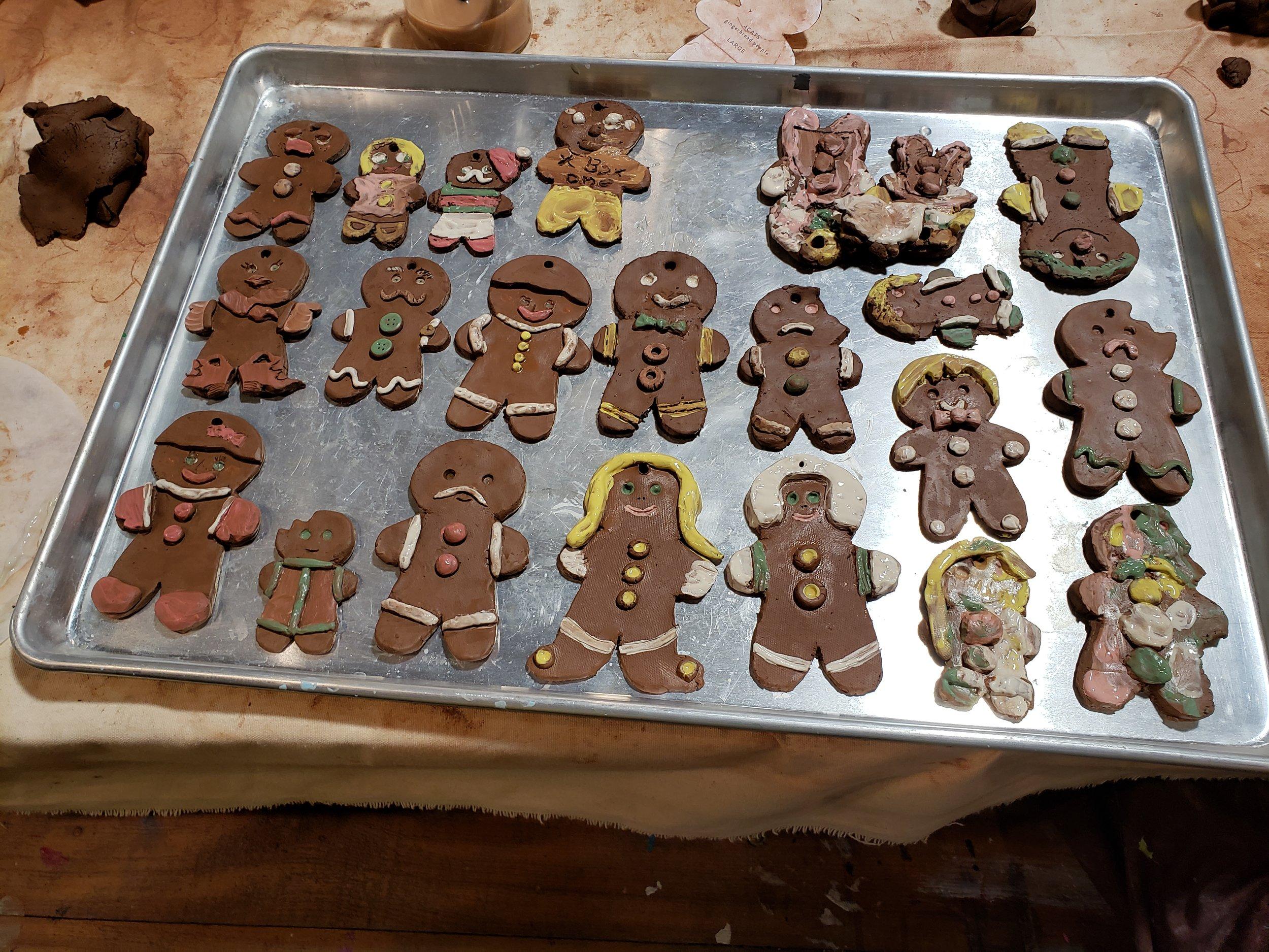 Gingerbread creations.jpg