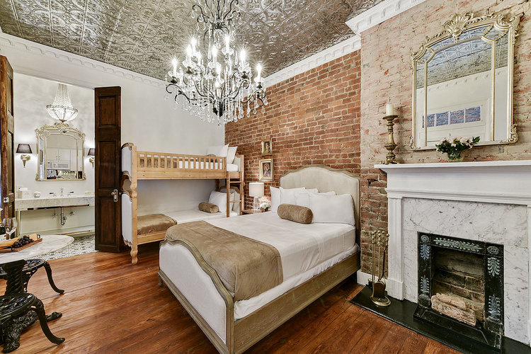 Airbnb rental in New Orleans luxury The biscuit palace