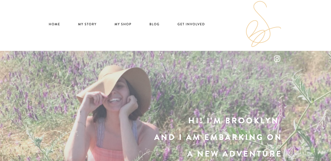 Follow Brooklyn's journey through her website. brooklynjoelle.com