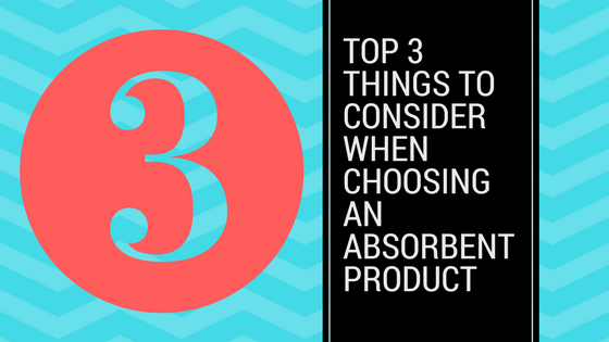 The Top 3 Most Important Things To Consider When Choosing An Adult Absorbent Product