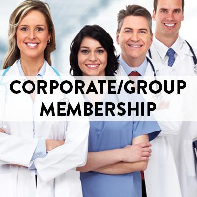 Corporate/Group Membership
