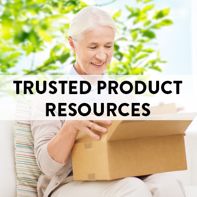 Trusted Product Resources