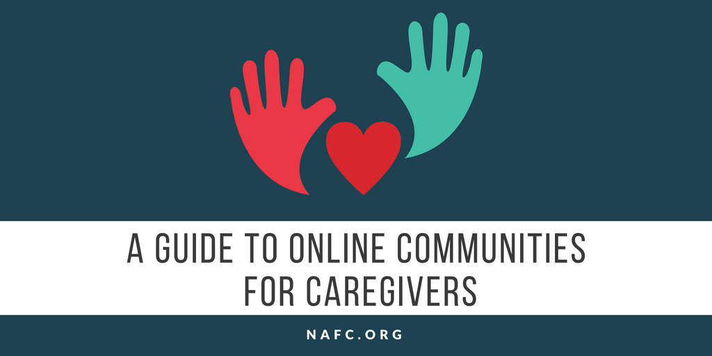 A Guide To Online Communities For Caregivers