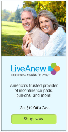LiveAnew Coupon